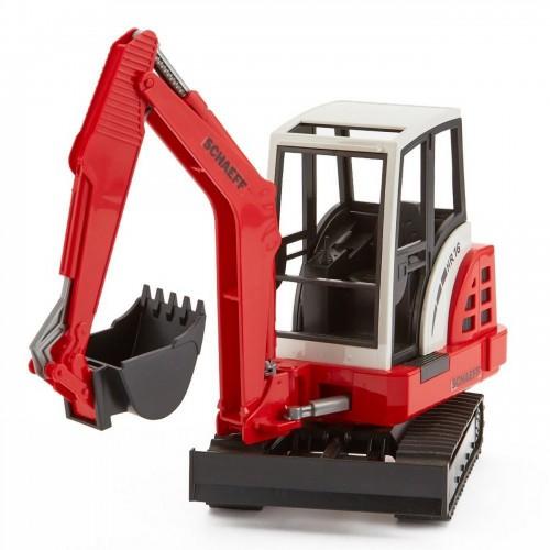 Mini excavator Schaeff HR 16, Bruder 02432