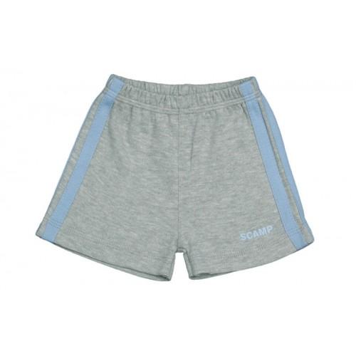 Pantaloni scurti pentru baieti, gri, RSI045
