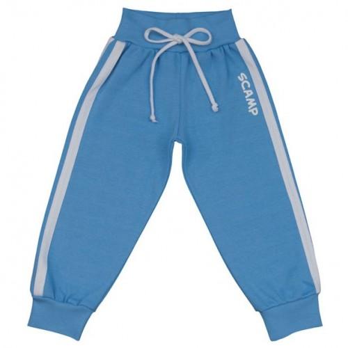 Pantaloni trening, albastru deschis