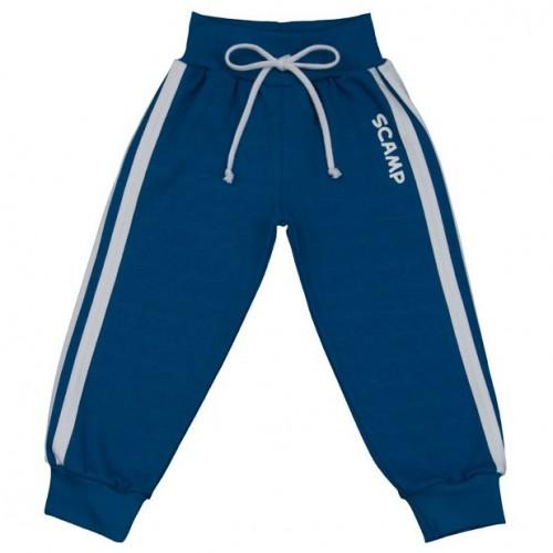 Pantaloni trening, albastru inchis