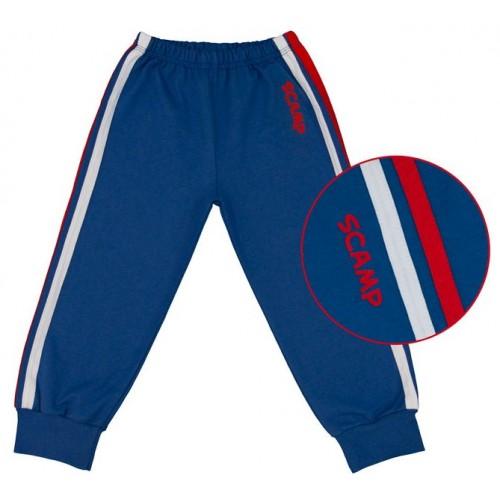 Pantaloni trening copii, albastru inchis