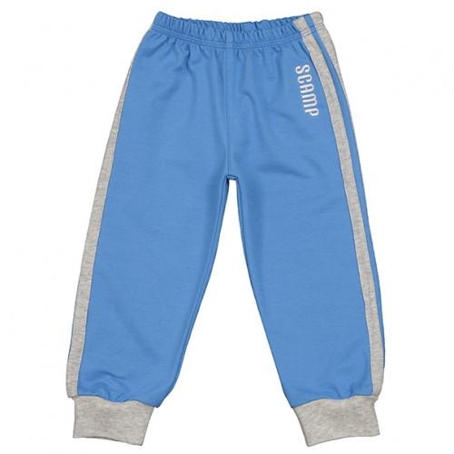 Pantaloni trening cu elastic in talie