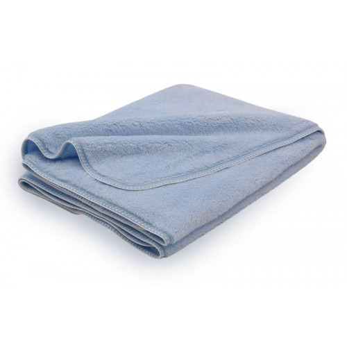 Pătură cosy/Albastru deschis
