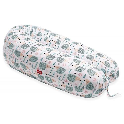 Perna Scamp 3 in 1 pentru gravide, alaptat, bebelusi, 160 cm, Hedgehog New