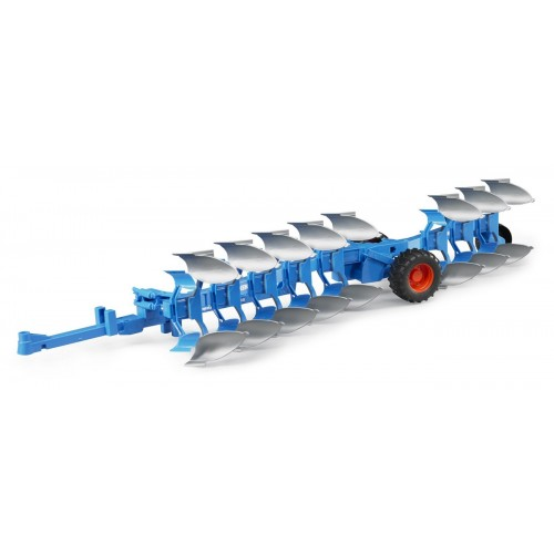 Plug reversibil semi-montat, Lemken Vari-Titan, Bruder 02250