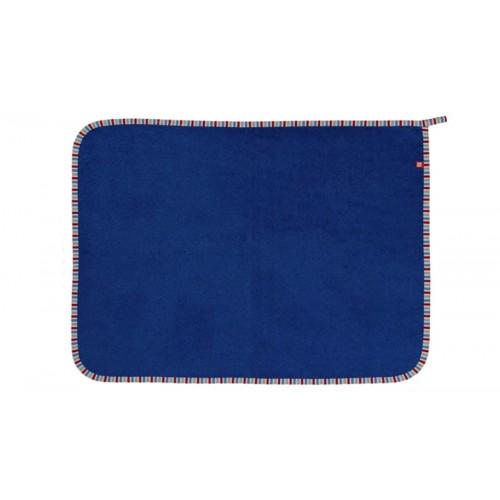 Prosop de baie, albastru marin, 50 x 70 cm