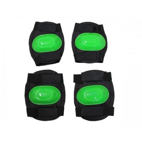 Protectie coate si genunchi verde