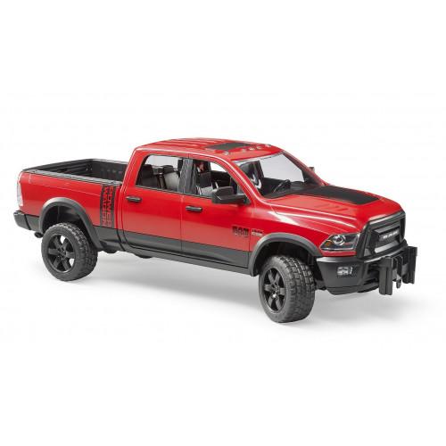 RAM 2500 Pickup Truck Power Wagon. Bruder 02500
