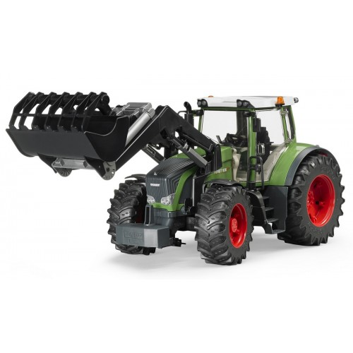 Tractor Fendt 936 Vario cu incarcator frontal, Bruder 03041