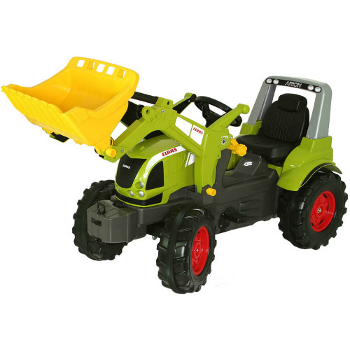 Tractor cu pedale Rolly Toys, rollyFarmtrac CLAAS Arion 640, 710232