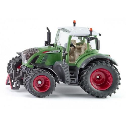Tractor Fendt 724 Vario, Siku 3285, scara: 1:32