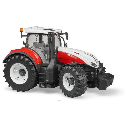 Tractor Steyr 6300 Terrus CVT, Bruder 03180