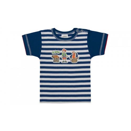 Tricou copii cu capsa simpla la urmar /PO22