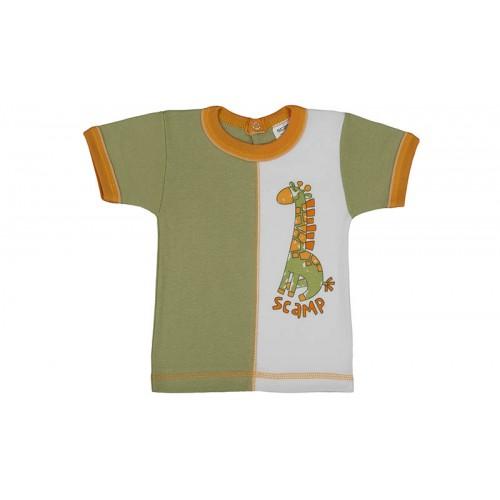 Tricou cu gât rotund/PO21