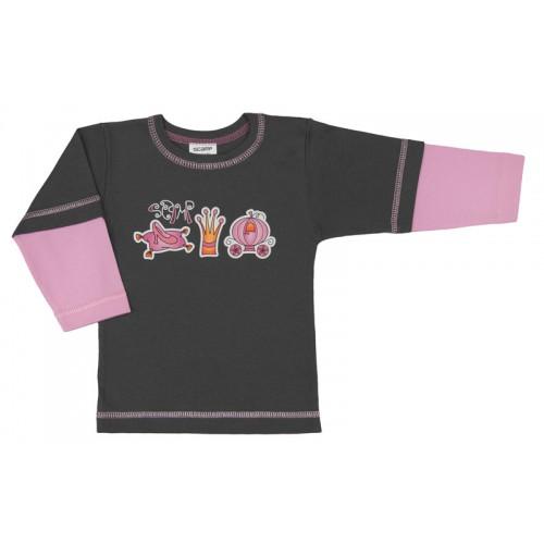 Tricou copii pentru fete - 14W285/2