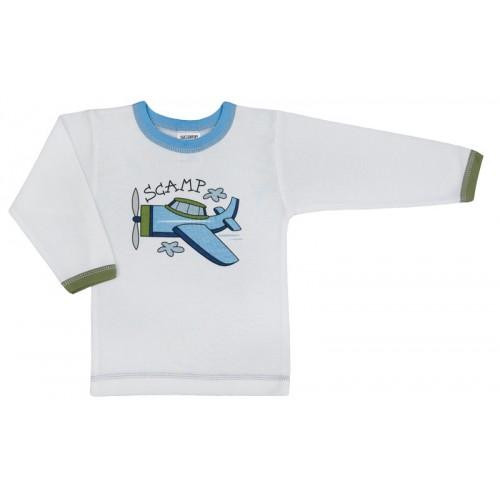 Tricou cu gât rotund/Basic