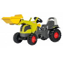 Tractor cu pedale Rolly Toys, Claas Elios, rollyKid