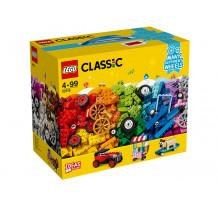 LEGO Classic, Caramidute in miscare, 10715