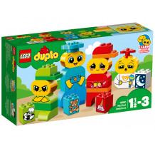 LEGO DUPLO, Primele mele emotii, 10861