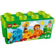LEGO DUPLO, Prima mea cutie de caramizi cu animale, 10863