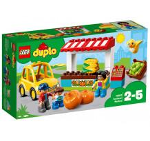 LEGO DUPLO, Piata fermierilor, 10867