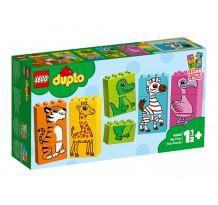 LEGO DUPLO, Primul meu puzzle distractiv, 10885