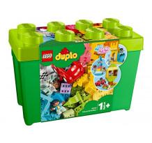 LEGO DUPLO, Cutie Deluxe in forma de caramida 10914
