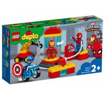 LEGO DUPLO, Laboratorul Super Heroes 10921