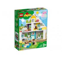 LEGO DUPLO, Casa jocurilor 10929, 129 piese