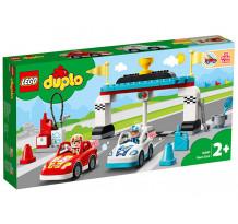 LEGO DUPLO Town - Masini de curse 10947, 44 piese