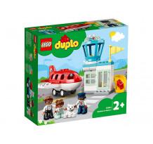 LEGO DUPLO Town - Avion si aeroport 10961, 28 piese