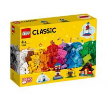 LEGO Classic, Caramizi si case, 11008