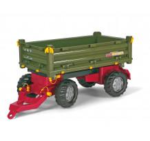 Remorca Rolly Toys 125005, rollyMulti Trailer