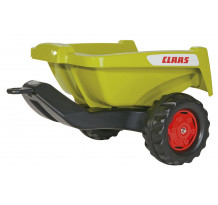 128853 - Remorca Rolly Toys, RollyKipper II trailer Claas
