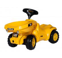 Tractor fara pedale Rolly Toys, CAT Dumper Minitrac
