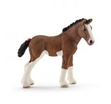 Figurina Schleich 13810, Manz Clydesdale