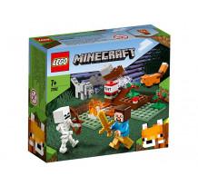 LEGO Minecraft, Aventura din Taiga 21162