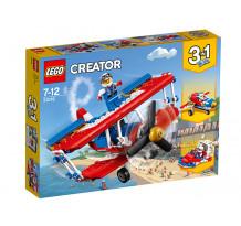 LEGO Creator, Avionul de acrobatii, 31076