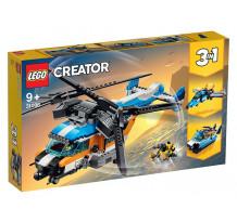 LEGO Creator, Elicopter cu rotor dublu 31096