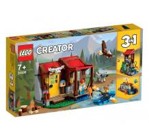 LEGO Creator, Coliba din Salbaticie 31098