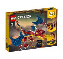LEGO Creator, Dragon de foc 31102