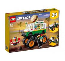 LEGO Creator, Camion gigant cu burger, 31104