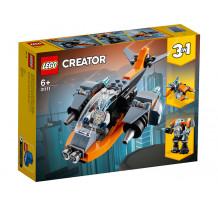 LEGO Creator, Drona cibernetica 31111, 113 piese