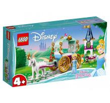 LEGO Disney Princess, Calatoria Cenusaresei cu trasura 41159