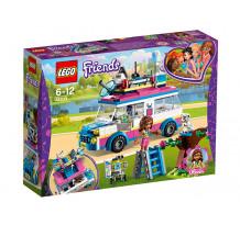 LEGO Friends, Vehiculul de misiune al Oliviei, 41333