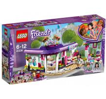 LEGO Friends, Cafeneaua de arta a Emmei, 41336