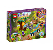 LEGO Friends, Aventura din padure a Miei, 41363