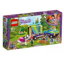 LEGO Friends, Remorca de transportat cai a Miei 41371