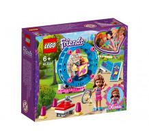 LEGO Friends, Terenul de joaca al hamsterului Oliviei, 41383