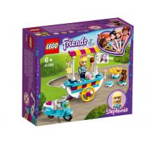LEGO Friends, Stand cu inghetata 41389